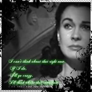 Scarlette w/quote