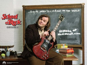 School of rock Jack Black