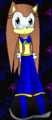 Serena the hedgehog - sonic-fan-characters-recolors-are-allowed photo