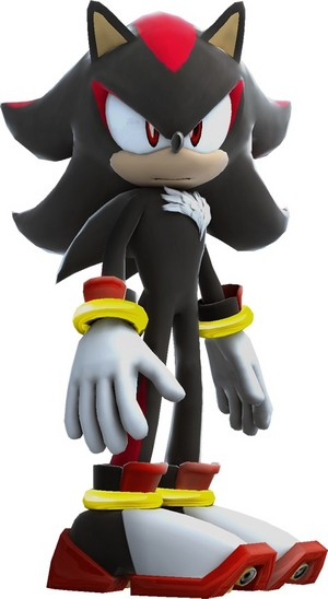 Shadow The Ultimate Lifeform