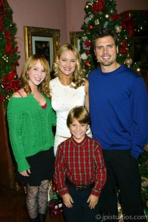 Sharon, Nick & Kids