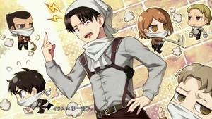 Shingeki no Kyojin [episode 15 - end card]