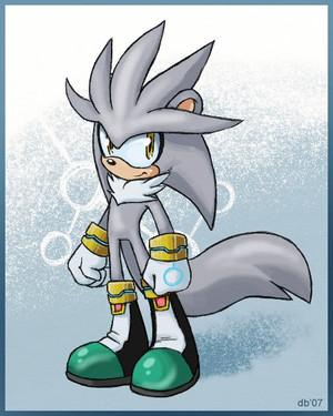 Silver as a donnola