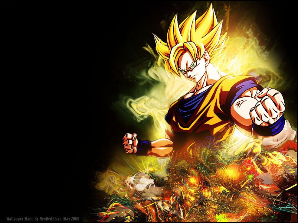 Anime Debate Images Son Goku Hd Wallpaper And Background Photos