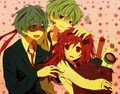 Splendid, Flaky and Flippy - happy-tree-friends photo