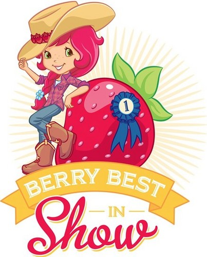 Strawberry Shortcake wallpaper probably with anime titled Strawberry Shortcake