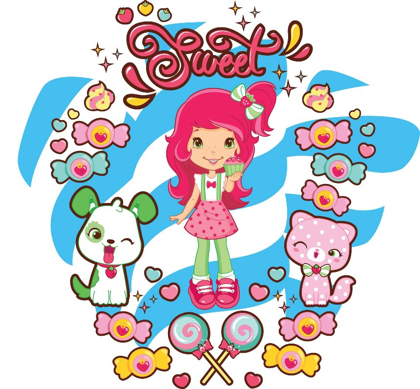 Strawberry Shortcake - Strawberry Shortcake Photo (35370027) - Fanpop