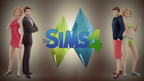 Sims 4 fondo de pantalla entitled TS4