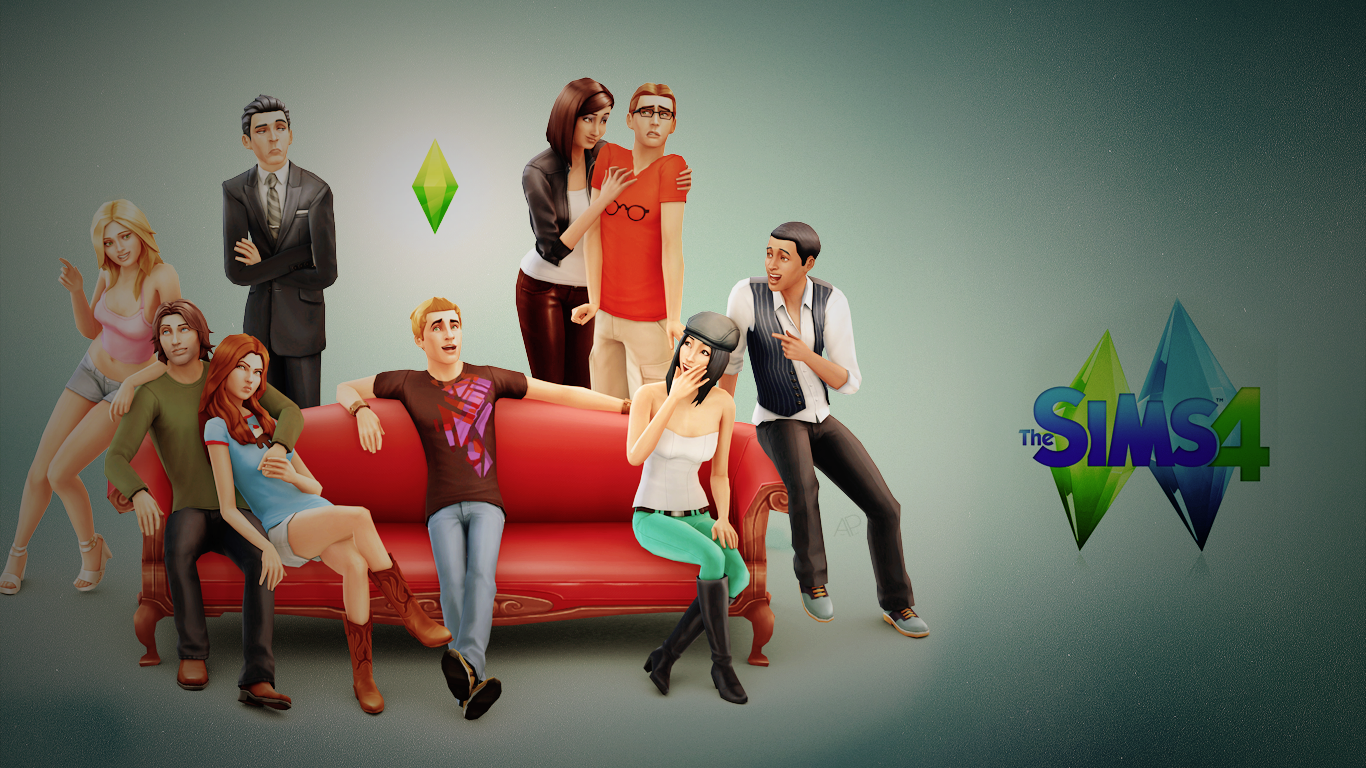 Pics Photos The Sims 4 Gameplay Design Wallpapers Wallpaper
