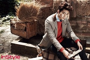 Taecyeon for 'InStyle'