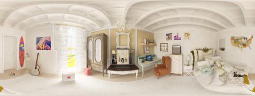 Taylor's Bedroom!