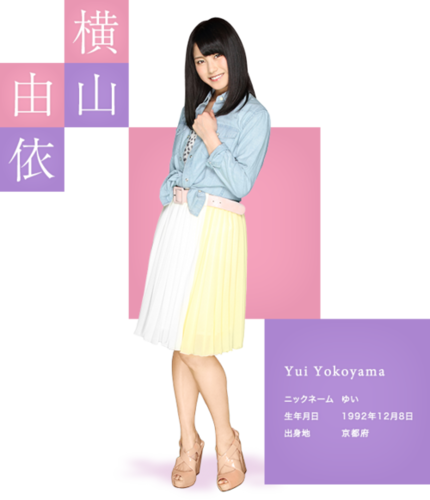 Team Surprise M15 Members:Yokoyama Yui