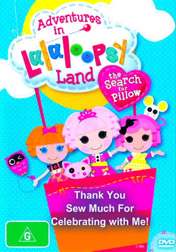 Lalaloopsy wallpaper possibly with a hard caramelle entitled Thank te