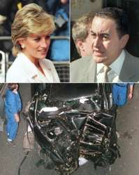 The Accident That Killed Diana And Dodi Back In 1997