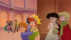 The Disney Misfits