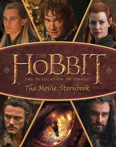 The Hobbit: The Desolation of Smaug Storybook