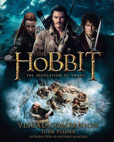The Hobbit: The Desolation of Smaug tie-in Book Cover