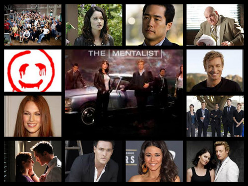 The Mentalist wallpaper probably with anime titled The Mentalist