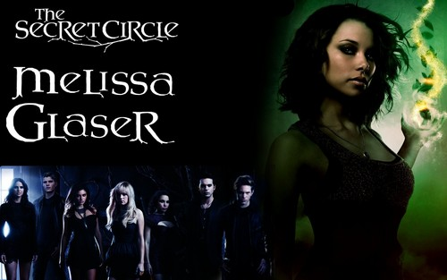 The Secret Circle Girls.