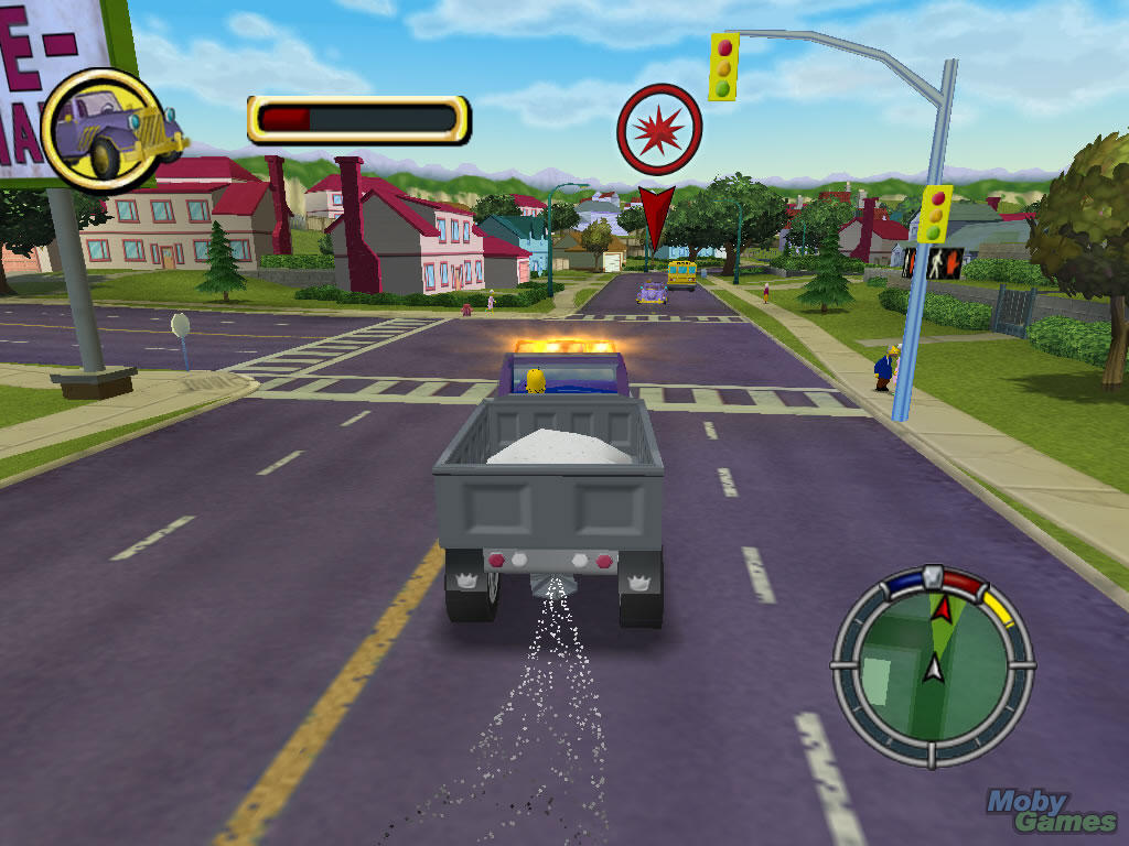The Simpsons Hit Amp Run The Simpsons Photo 35372966