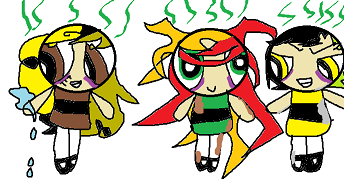 The StinkyStuff Girls