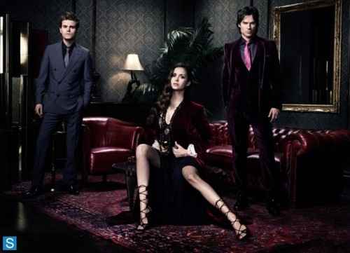 The Vampire Diaries - Season 4 - Cast Promotional foto-foto
