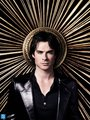 The Vampire Diaries - Season 4 - Cast Promotional Photos  - damon-salvatore photo