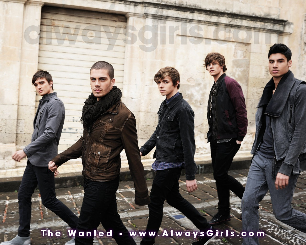 The Wanted 2014 Wallpaper The Wanted - The Wante...