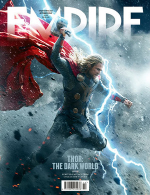 Thor: The Dark World Empire Magazine