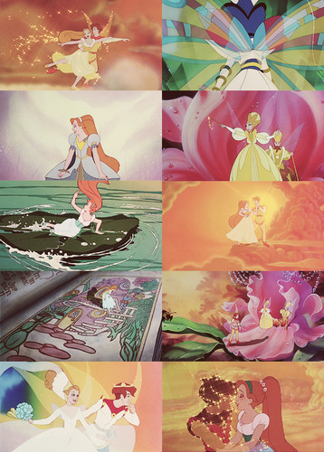 Thumbelina wallpaper titled Thumbelina