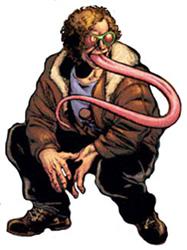Toad / Mortimer Toynbee - X-Men - 25.1KB