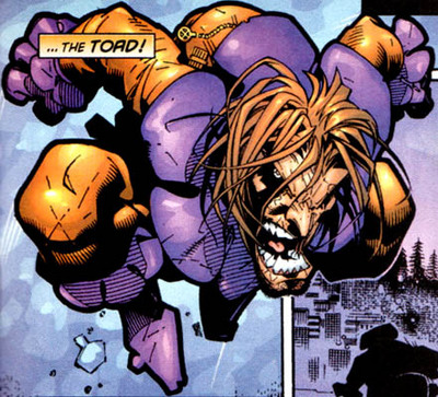 Toad / Mortimer Toynbee - X-Men - 87.5KB