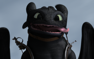 Toothless ★