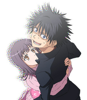 Touma and Itsuwa