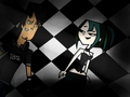 Trent And Gwen - total-drama-island photo