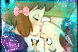 True Cinta wallpaper! XD