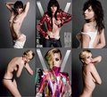 V Magazine - monsterka-and-leonchii photo