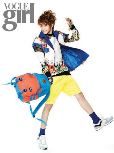 VOGUE girl Photoshoot (2012)