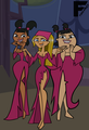 Vampire Girls - total-drama-island photo