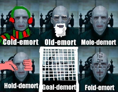 Voldemort :D
