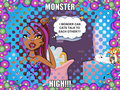 WONDERS - monster-high fan art