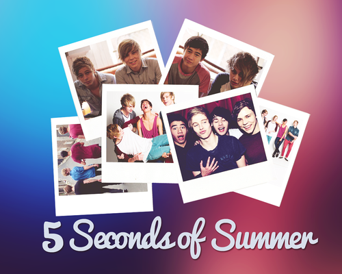 5 segundos of summer wallpaper possibly with an electric refrigerator and animê titled wallpaper ❤