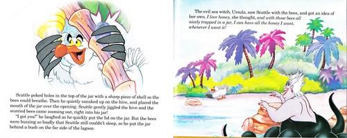 Walt disney libros - The Little Mermaid's Treasure Chest: Bee Nice