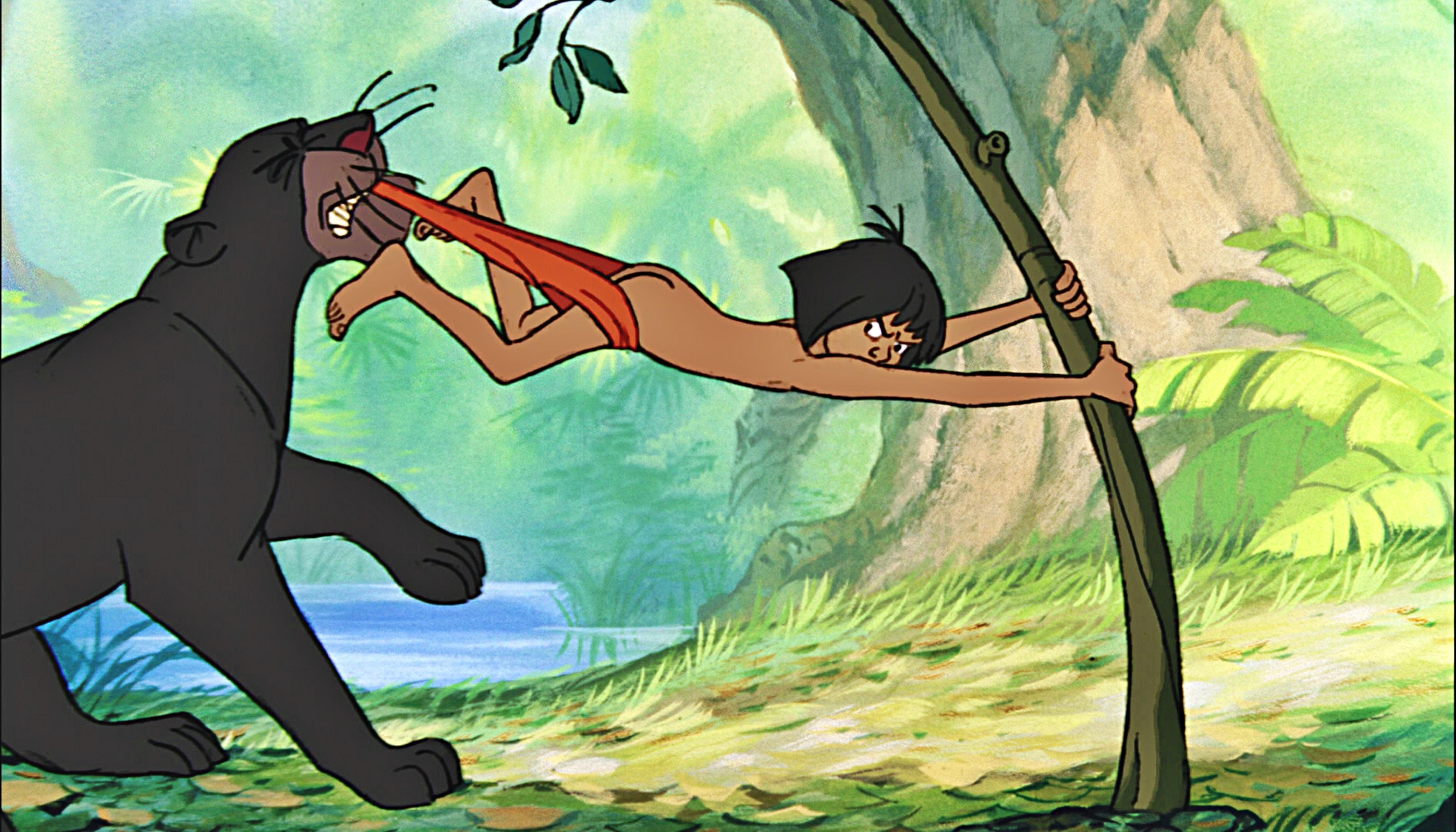 Walt Disney Characters Walt Disney Screencaps - Bagheera ...