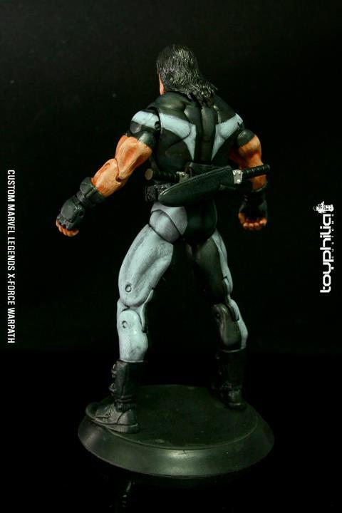 X 23 Marvel Warpath / James Prouds...