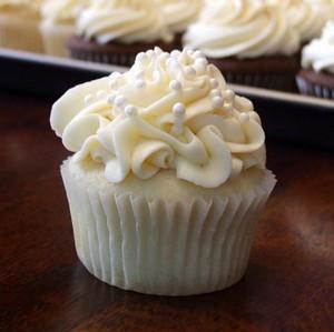 White 컵케익 ♥