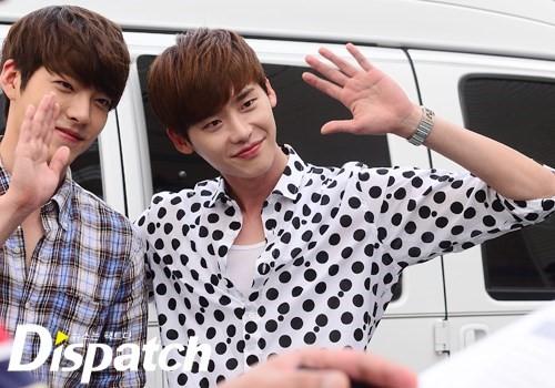 Woo Bin and Jong Suk