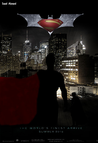 World's Finest Fanmade Poster #1
