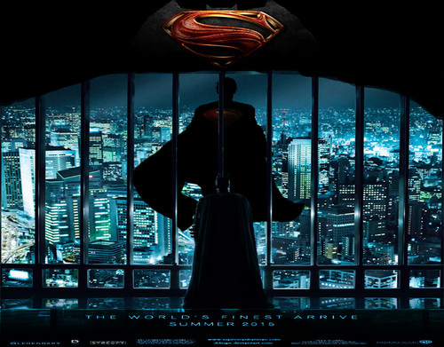 World's Finest Fanmade Poster #2