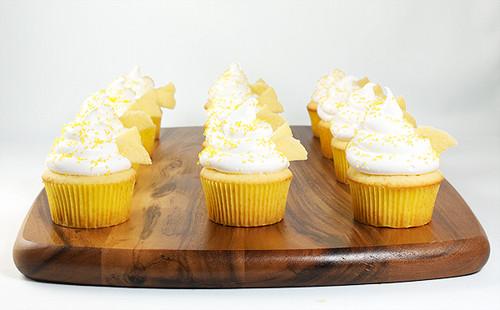Yellow Cupcake